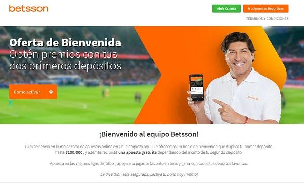 Betsson casino online Zamorano