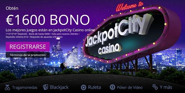 JackpotCity Casino Chile